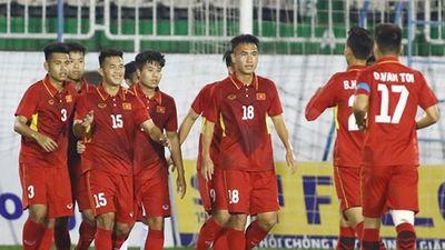 Cả trận chỉ biết phá bóng, U19 Việt Nam thua ngược U19 Jordan