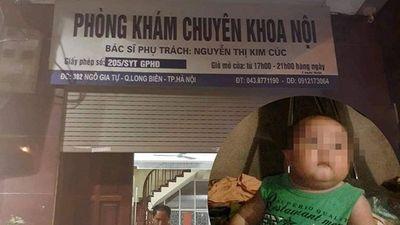 Bác sĩ lý giải vì sao bé trai 22 tháng tuổi có thể tử vong sau khi truyền dịch
