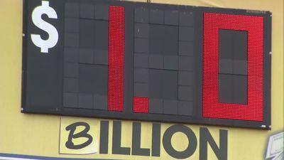 Giải độc đắc xổ số Mega Millions của Mỹ lên đến 1 tỷ USD