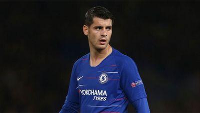 Chelsea vs MU: Morata đá chính, Giroud dự bị