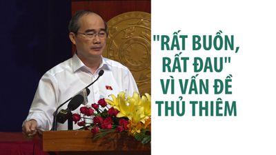 Ông Nguyễn Thiện Nhân 'rất buồn, rất đau' vì vấn đề Thủ Thiêm