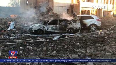 Vụ nổ khiến ít nhất 2 người thiệt mạng, một số người bị thương