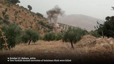 Du kích người Kurd khiến 6 chiến binh thiệt mạng