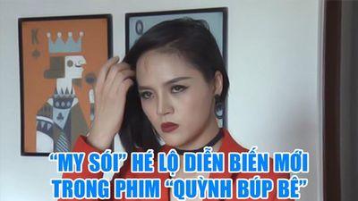 'My Sói' hé lộ diễn biến bộ phim 'Quỳnh búp bê' trong những tập tiếp theo
