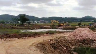 Hải Dương: Núp bóng đào ao, khai thác khoáng sản trái phép