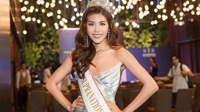 Minh Tú được dự đoán đoạt giải á hậu Miss Supranational 2018
