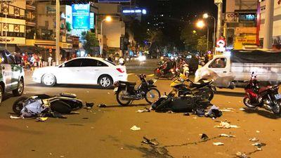 Nạn nhân ám ảnh giây phút BMW gây tai nạn kinh hoàng