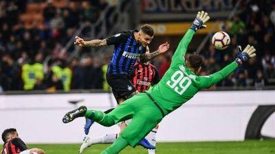 Inter Milan 1-0 AC Milan: Phút bù giờ nghiệt ngã