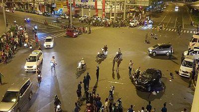 Toàn cảnh vụ tài xế nữ tài xế lái BMW tông 10 xe máy ở Sài Gòn, ít nhất 1 người tử vong