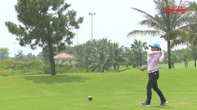 Giải golf hướng về Hà Nội