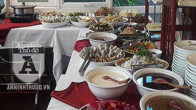 Độc đáo: Thưởng thức gần 30 món chay được chế biến từ bún và phở sạch truyền thống