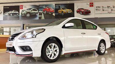 Nissan Sunny 2019 tăng giá hơn 20 triệu đồng tại Việt Nam?