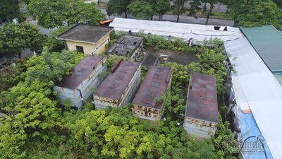 Rừng rậm bao phủ công trình tiền tỷ 10 năm hoang tàn giữa Hà Nội