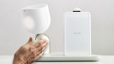 An hưởng tuổi già nhờ robot giải quyết nỗi cô đơn