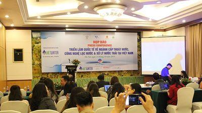 Cấp bách vấn đề cung ứng nguồn nước sạch và xử lý rác thải rắn tại Việt Nam
