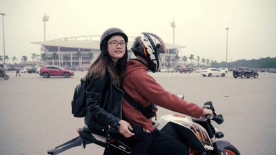 Trải nghiệm đường đua F1 tương lai tại Hà Nội