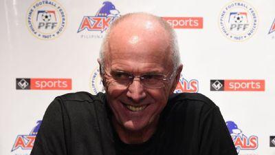 ESPN gọi HLV Sven-Goran Eriksson là canh bạc của Philippines