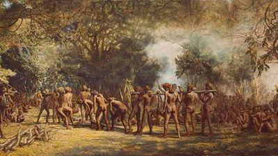 Giật mình những nghi lễ kinh dị có từ xa xưa