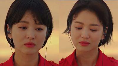 Song Hye Kyo suy tư và đầy tâm trạng trong teaser mới nhất của 'Encounter' - Lộ diện những hình ảnh thú vị trên phim trường