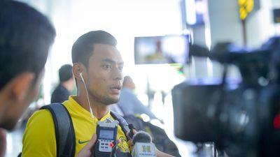 Đội trưởng Malaysia: 'Giành 1 điểm trước ĐT Việt Nam là kết quả tốt'