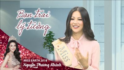 Bất ngờ với mẫu người yêu lý tưởng của hoa hậu Nguyễn Phương Khánh
