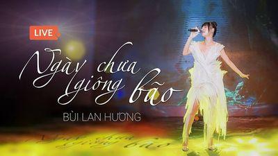 Bùi Lan Hương hóa thiên nga trắng lần đầu hát live nhạc khúc 'bất tử'