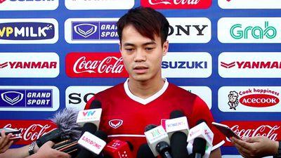 Văn Toàn: 'Malaysia rất khó nắm bắt nhưng HLV Park sẽ biết cách giúp đội tuyển có kết quả tốt'