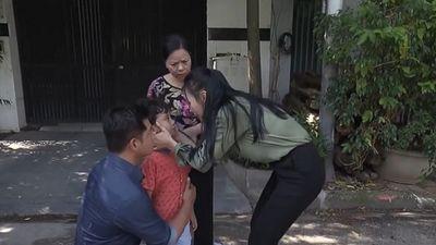 'Quỳnh búp bê' tập 27: May mắn nhờ có Thịnh, Quỳnh đã phát hiện ra con trai mình đang nằm trong tay Vũ