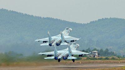 Chế tạo vật tư sửa chữa Su-27/30: Tuyệt vời quá Việt Nam ơi!