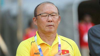 HLV Park Hang Seo không dẫn dắt U22 Việt Nam tại SEA Games 30?