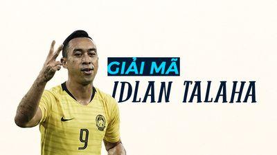 Giải mã Talaha - mũi nhọn nguy hiểm nhất của đội tuyển Malaysia