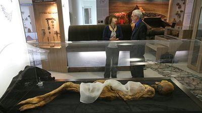 Ớn lạnh xác ướp công chúa 2.500 tuổi biết... trả thù