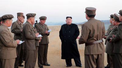 Chủ tịch Kim Jong-un cho thử nghiệm 'vũ khí chiến thuật' mới