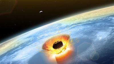 Cận cảnh nơi thiên thạch khổng lồ va chạm và làm thay đổi khí hậu Trái đất