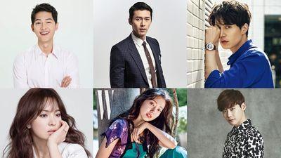5 bộ phim truyền hình của tvN được kỳ vọng sẽ phá đảo rating khi lên sóng. Bạn mong chờ cái tên nào nhất?