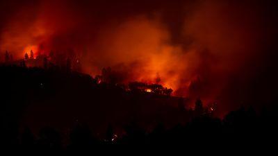 Hơn 1.000 người còn mất tích sau vụ cháy rừng ở California