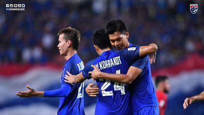 Ngỡ ngàng với siêu phẩm từ chấm phạt góc của cầu thủ Thái Lan