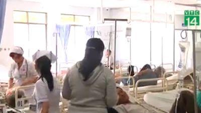 TP HCM: Một bệnh viện có 60 nhân viên phơi nhiễm HIV và viêm gan