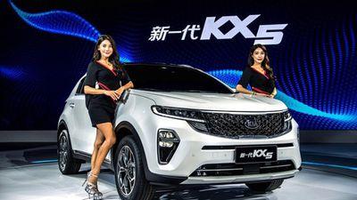 Kia KX5 2019 'đối thủ' Honda CR-V ra mắt tại Trung Quốc