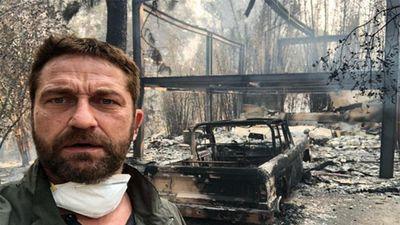 Xe Ford Bronco hơn 4,5 tỷ của sao phim '300' cháy rụi