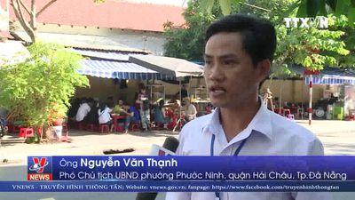 Phong trào dùng muỗng không rãnh ở Đà Nẵng