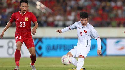 Kết quả trận Myanmar vs Việt Nam, bảng A AFF Cup 2018