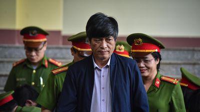 Luận tội ông Nguyễn Thanh Hóa