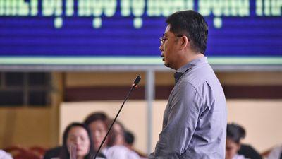 Nguyễn Văn Dương nhờ luật sư bào chữa giảm nhẹ án tù