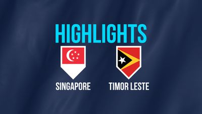 Highlights AFF Cup: ĐT Singapore 4-1 ĐT Timor Leste