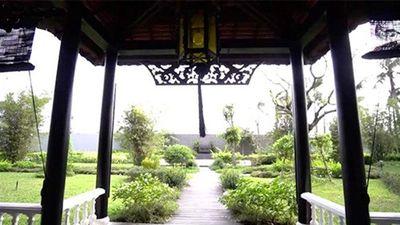 Mãn nhãn biệt thự vườn nghìn mét vuông của sao Việt
