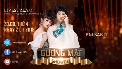 Gặp gỡ hai 'sầu nữ' lấy nước mắt hàng triệu khán giả P.M Band