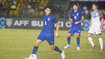 Thiếu ngôi sao Ngoại hạng Anh, Eriksson vẫn cùng Philippines hòa Thái Lan