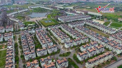 Biệt thự chục tỷ ở Hoài Đức 'đại hạ giá' vẫn bị bỏ hoang