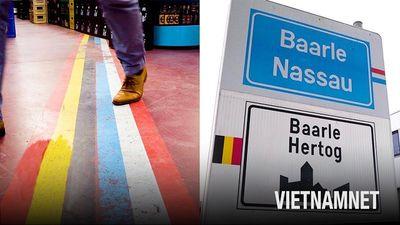 Khám phá thị trấn Baarle - ranh giới thú vị giữa Bỉ và Hà Lan